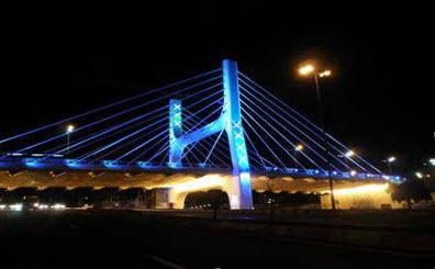 مقاله بررسی نورپردازی در فضای شهری